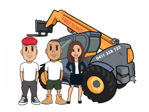 About Us - Freesons Telehandler Hire
